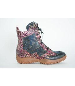 Spring Step Ileana Combat Boot