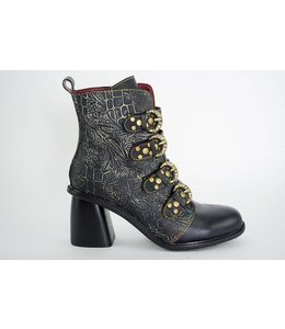 Spring Step Wonderland Combat Boot