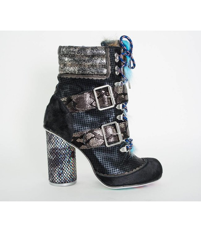 Irregular Choice Bobs Ur Uncle Bootie
