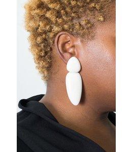 Monies Bone Earring