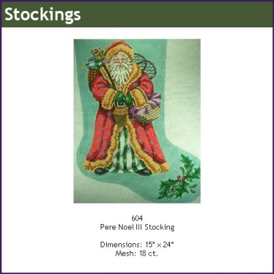 Canvas PERE NOEL III  GST4