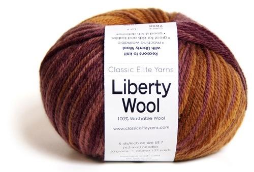Yarn LIBERTY WOOL