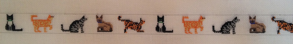 Canvas CATS BELT  B80