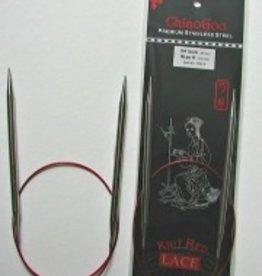 "Needles CIRC LACE #8 24"" CHIAOGOO"