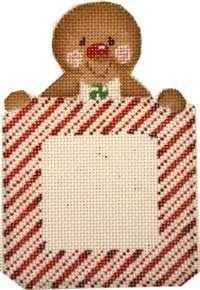 Canvas GINGERBREAD MINI FRAME  CT872