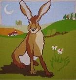 Canvas HARE  PEB025