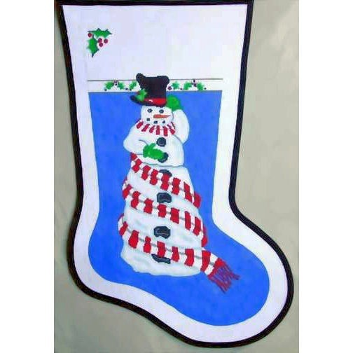 Canvas SNOWMAN  YST14