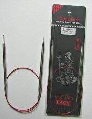 "Needles CIRC LACE #11 24"" CHIAOGOO"