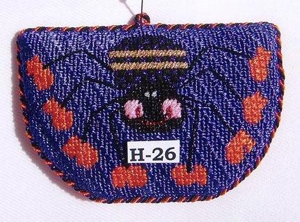 Canvas EENSY WEENSY SPIDER  H26