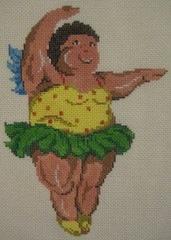 Canvas CHUBBY ANGEL 2  7313