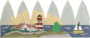 Canvas LIGHTHOUSE CAROUSEL  CH361S