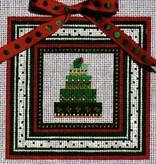 Canvas CHRISTMAS CAKE 4G