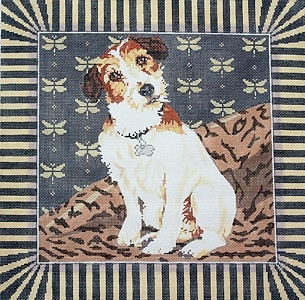 Canvas JACK RUSSELL  BR131