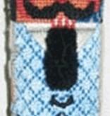 Canvas JANUARY NUTCRACKER  X0301