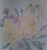 Canvas LILIES  PC1006L