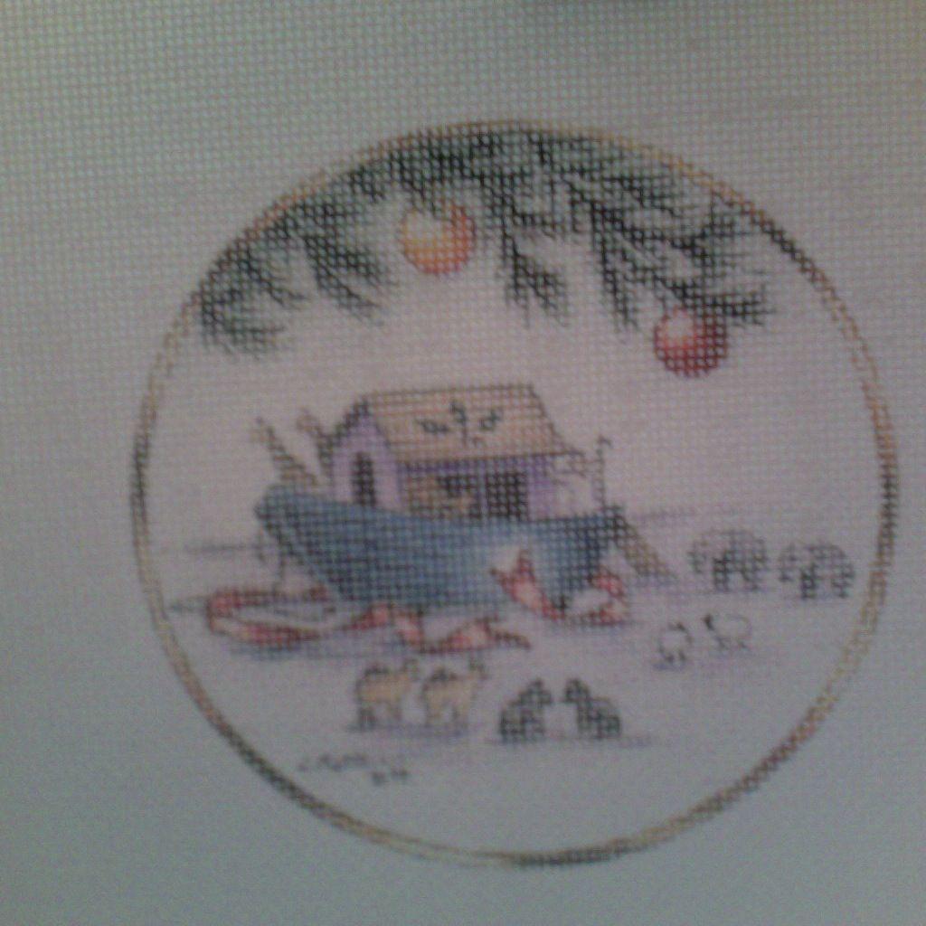 Canvas NOAHS ARK - SALE<br /> REG 25.00