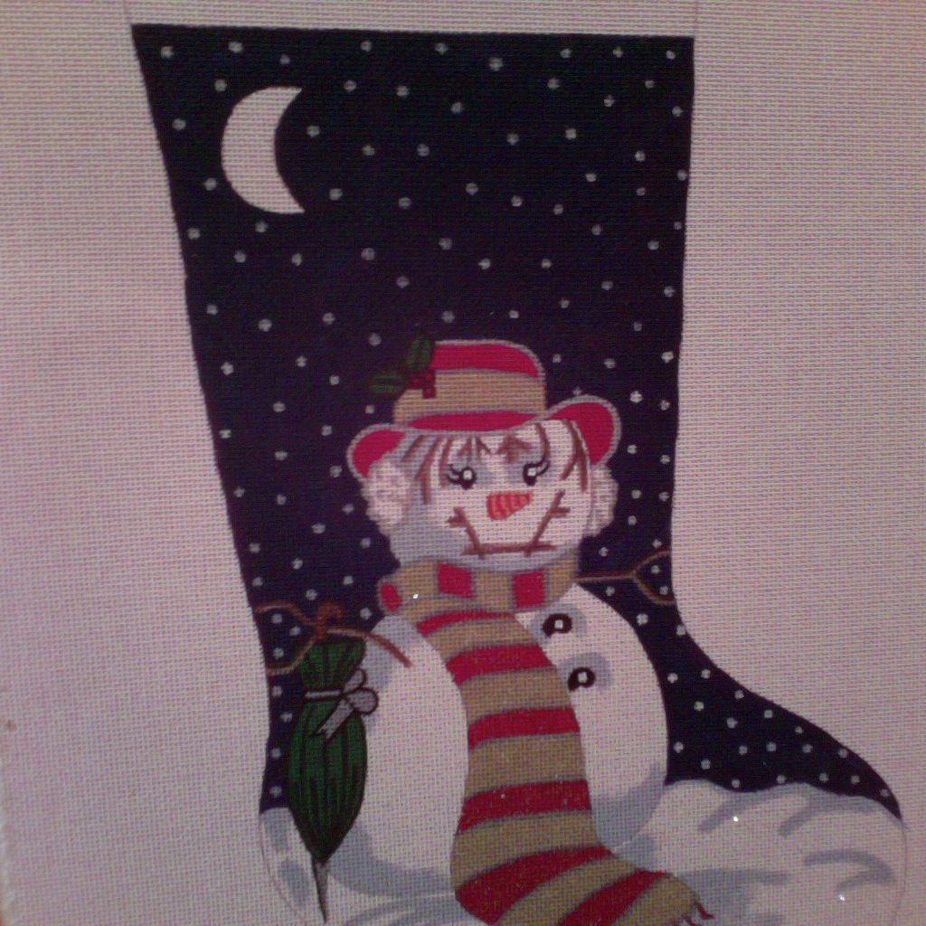 Canvas MRS TWIGG  DDC19