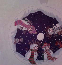 Canvas TWIGG FAMILY MINI TREE SKIRT TSM50