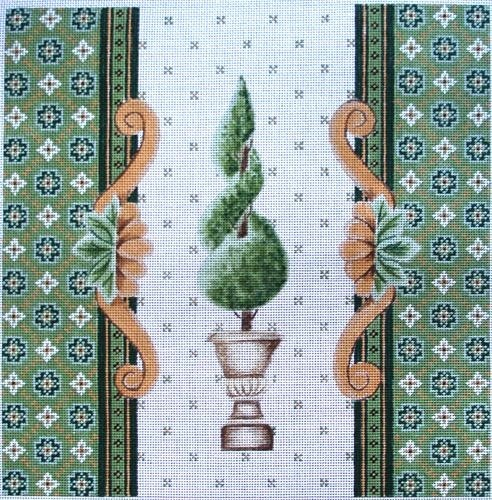Canvas TOPIARY  P049B