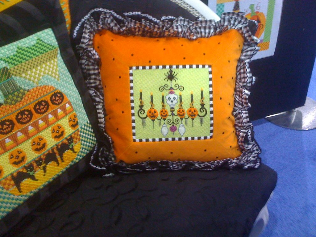 Canvas HALLOWEEN PILLOW