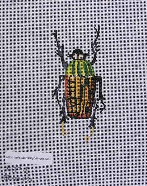 Canvas BEETLE  YELLOW/BLACK 1407D