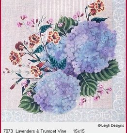 Canvas SALE - LAVENDER HYDRANGEA  7073  REG $194
