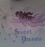 Canvas SWEET DREAMS  808