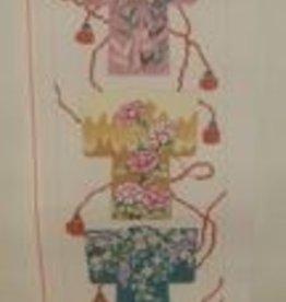 Canvas KIMONOS BELLPULL  BP817