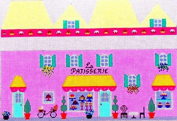 Canvas LA PATISSERIE HOUSE  LB97