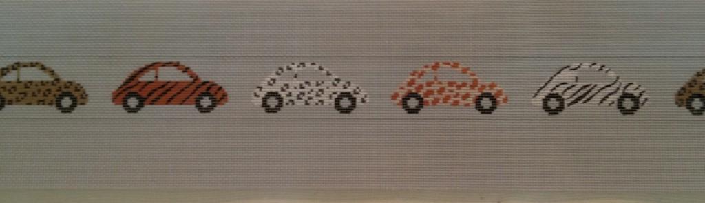 Canvas VW BUGS BELT  B171