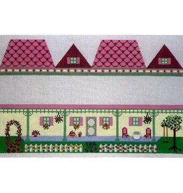 Canvas VICTORIAN COUNTRY HOUSE LB73