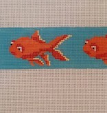 Canvas GOLDFISH  CLB25