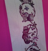 Canvas WOODLAND BELLPULL  BUPF125<br /> SALE  REG $202