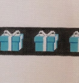 Canvas TIFFANY BOXES BELT  B119