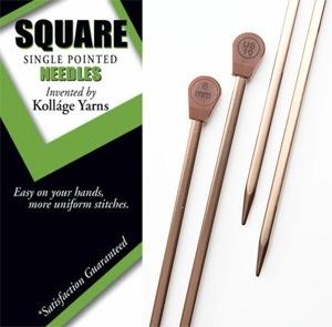 Needles STR #10 KOLLAGE SQUARE