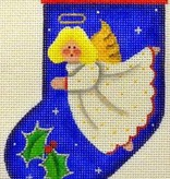 Canvas Angel mini stocking  502g