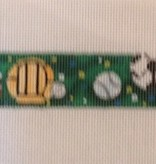 Canvas GAME BALLS BELT  207A