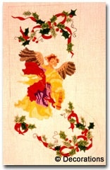 Canvas ANGEL WITH HOLLY DC8