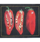 Canvas CHILI PEPPERS  VHFV44