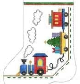 Canvas TRAINS MINI SOCK  CD0750