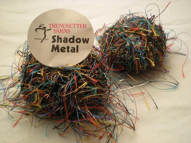 SHADOW METAL - SALE<br />REG 7.25