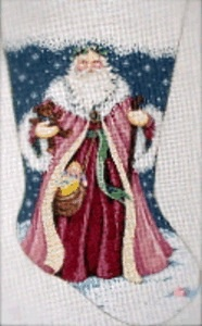 Canvas FATHER CHRISTMAS SG16099