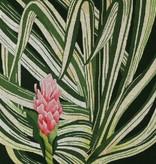 Canvas PALM FLOWER  1284
