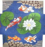 Canvas KOI BRICK COVER  BRK211