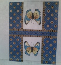 Canvas BUTTERFLY WALLET COVER  WL03