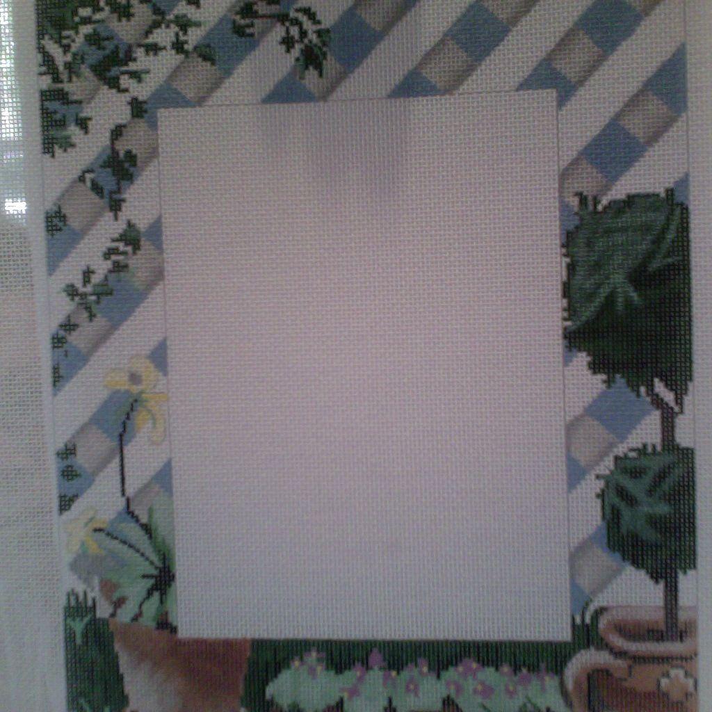Canvas SALE  -  TRELLIS PICTURE FRAME  PF171   REG $66