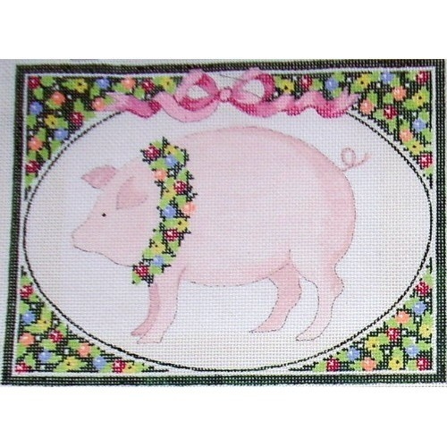 Canvas COUNTRY PIG  MC1902