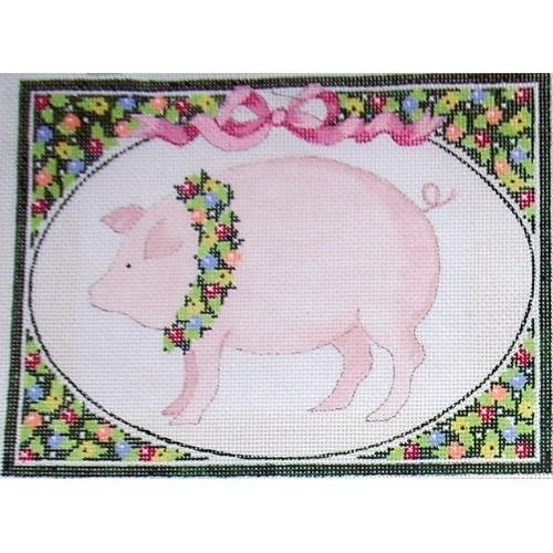Canvas SALE  -  COUNTRY PIG  MC1902<br /> REG $70