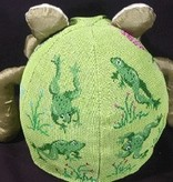 Canvas FROG PUDGIE  0840  3D