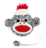 Accessories SOCK MONKEY TAPE MEASURES